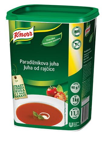 Knorr Paradižnikova juha 1 kg -
