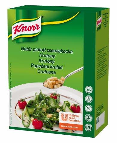 Knorr Popečeni kruhki natur 700 g