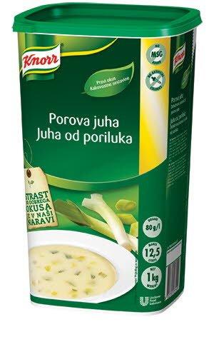 Knorr Porova juha 1 kg -