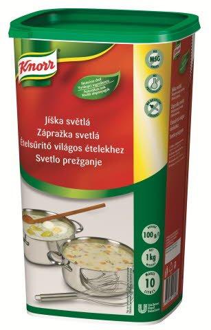 Knorr Prežganje svetlo 1 kg