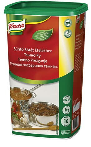 Knorr Prežganje temno 1 kg -
