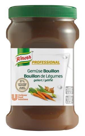 Knorr Professional reducirana zelenjavna osnova 800 g -