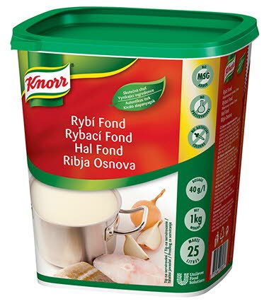 Knorr Ribja osnova 1 kg -