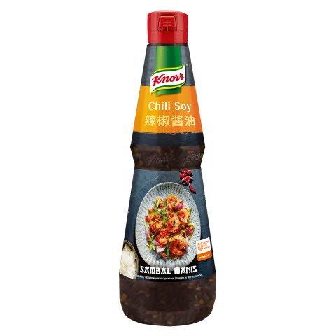 Knorr Sambal Manis – pikantna omaka s čilijem in sojo 1 l