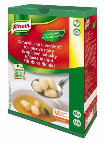 Knorr Zdrobovi žličniki 20mm 1,5 kg