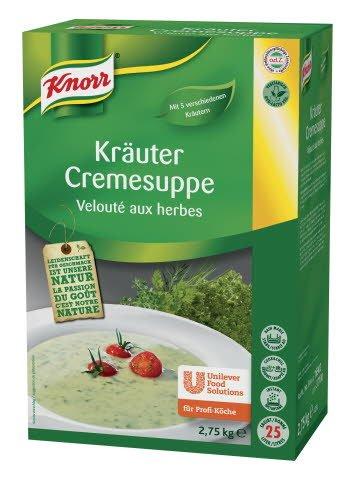 Knorr Zeliščna Juha 2,75 kg -