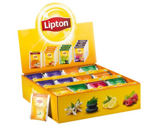 Lipton Mix box 12 x 15 -