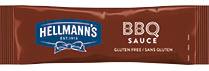 Hellmann's BBQ omaka za žar porcijska 10 ml (198 kos) - Hellmann's hladne omake v enostavnem porcijskem pakiranju.