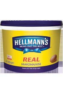 Hellmann's Delikatesna majoneza 5 l