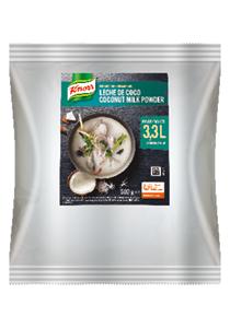 Knorr Kokosov pripravek v prahu 500 g - Idealna sestavina azijskih jedi