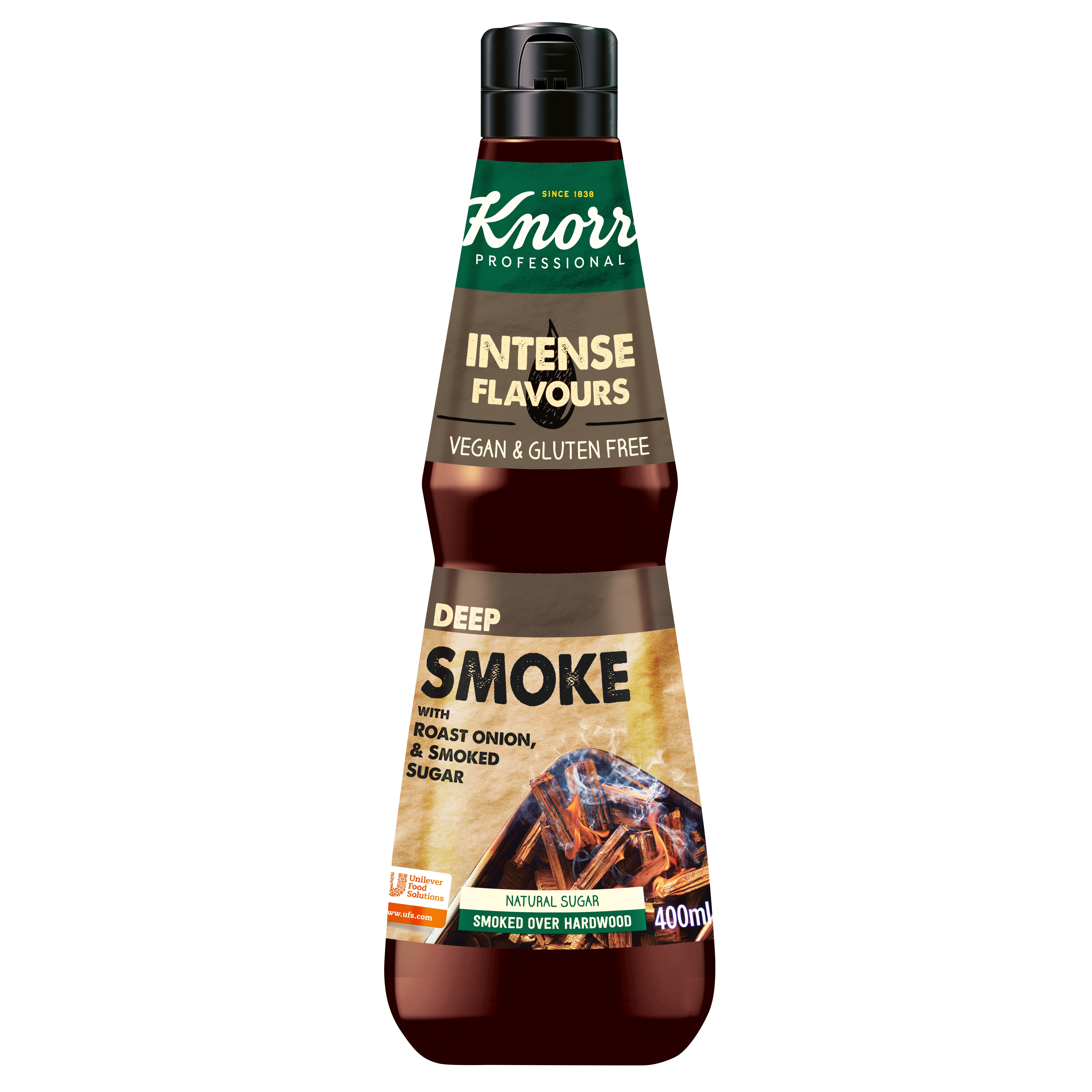 Knorr moč okusa - Deep smoke - aroma dima 400 ml