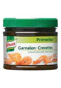 Knorr Primerba rakov pesto 340 g - Knorr Primebra v sončničnem in oljčnem olju ohranja vso svežino.