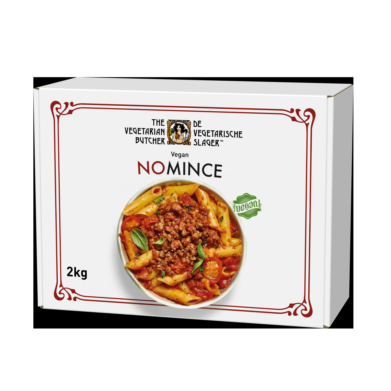 The Vegetarian Butcher NoMince - Rastlinski nadomestek mletemu mesu 2 kg - Izdelki na osnovi rastlinskih beljakovin, okus in tekstura mesa