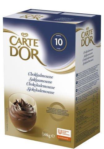 CARTE D'OR Chokladmousse 1 x 1,44 kg