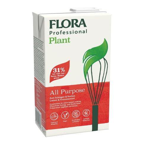 Flora Professional Plant All Purpose 31% 8 x 1 L