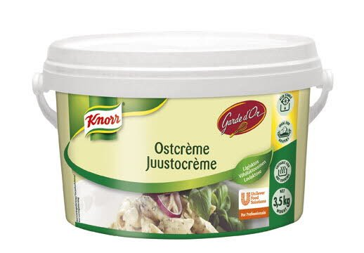 Garde d´Or Ostcrème 1 x 3,5 kg