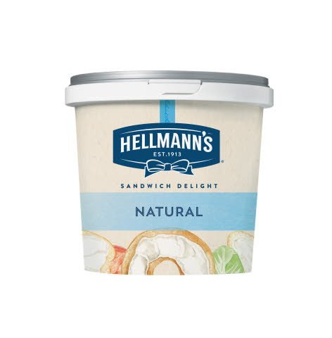 HELLMANN'S Sandwich Delight, Natural 1 x 1,5 kg  -