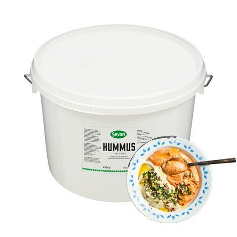 Hummus Hot´n Spicy