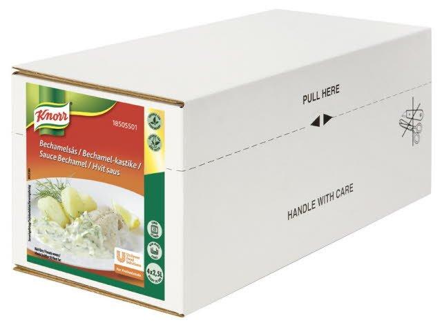 Knorr Bechamelsås 4 x 2,5 L -