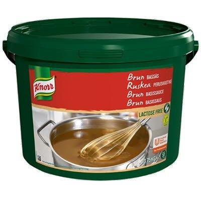 Knorr Brun Bassås 1x3,75kg