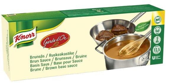 Knorr Brunsås 2 x 2,5 kg