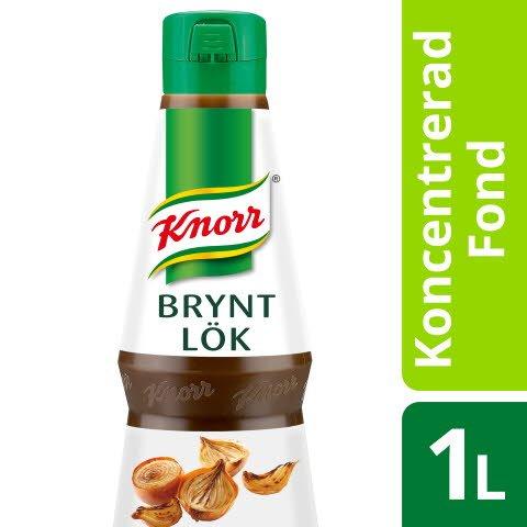 KNORR Brynt Lökfond, koncentrerad 6 x 1L  (2)