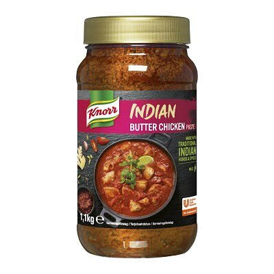 Knorr Butter Chicken pasta 4x1,1kg
