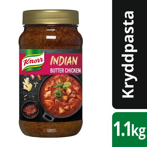 Knorr Butter Chicken pasta 4x1,1kg -