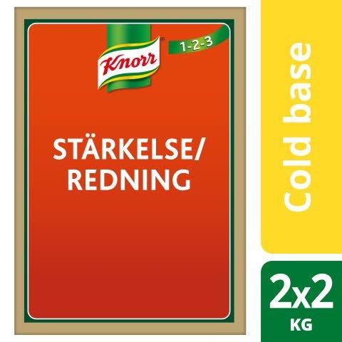 Knorr Cold Base Stärkelse Redning 2 x 2 kg -