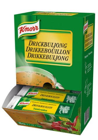 Knorr Drickbuljong, 6 x 80 portioner