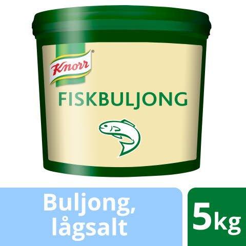 Knorr Fiskbuljong lågsalt 1x5kg
