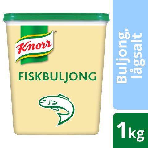 Knorr Fiskbuljong lågsalt 3x1kg -