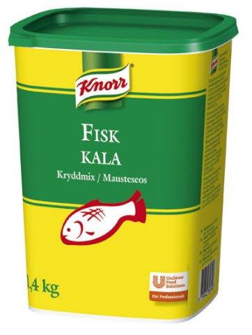 Knorr Fiskkrydda 3 x 1,4 kg