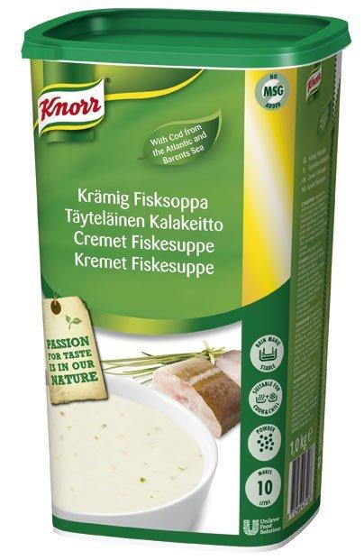 Knorr Fisksoppa, Krämig 3 x 1 kg