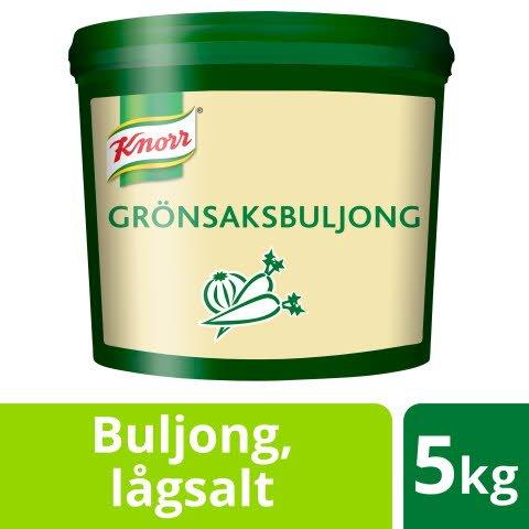 Knorr Grönsaksbuljong lågsalt 1x5kg