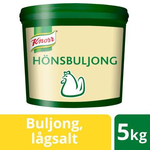 Knorr Hönsbuljong lågsalt 1x5kg