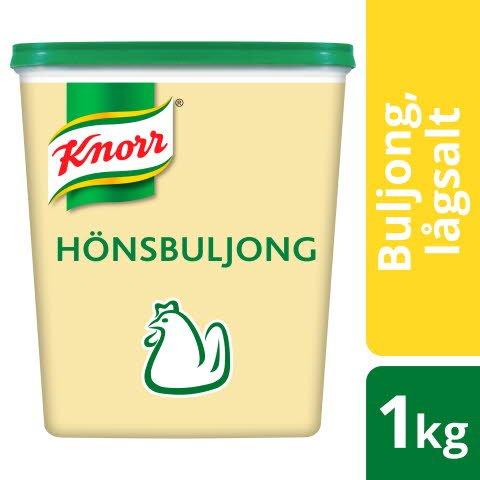 Knorr Hönsbuljong lågsalt 3x1kg