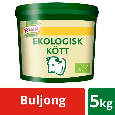 Knorr Köttbuljong Ekologisk, pulver 1 x 5kg