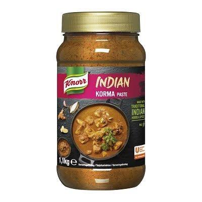 Knorr Korma pasta 4x1,1kg -