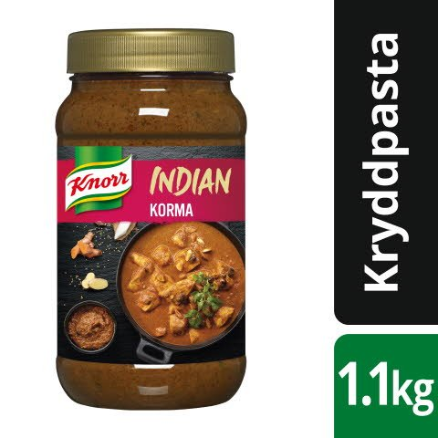 Knorr Korma pasta 4x1,1kg