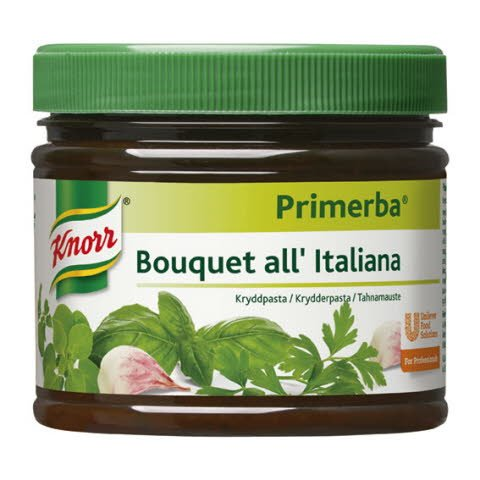 Knorr Kryddpasta Bouquet all'Italiana 2 x 0,34 kg