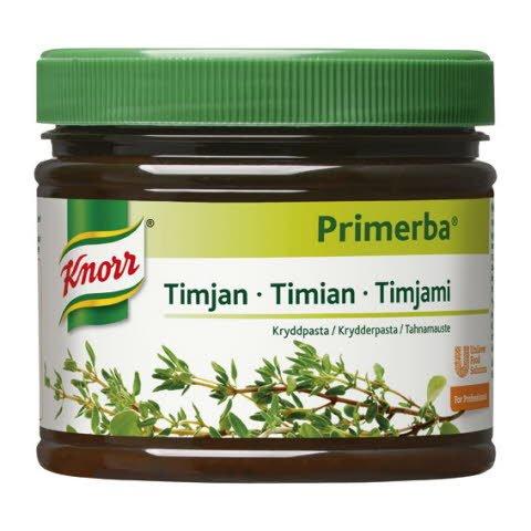 Knorr Kryddpasta Timjan 2 x 0,34 kg