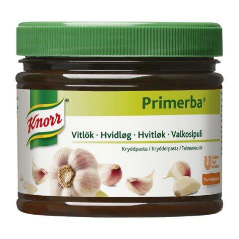 Knorr Kryddpasta Vitlök 2 x 0,34 kg