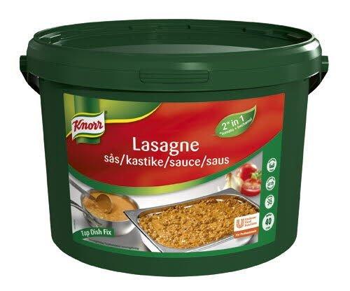 Knorr Lasagnesås 1 x 3,6 kg