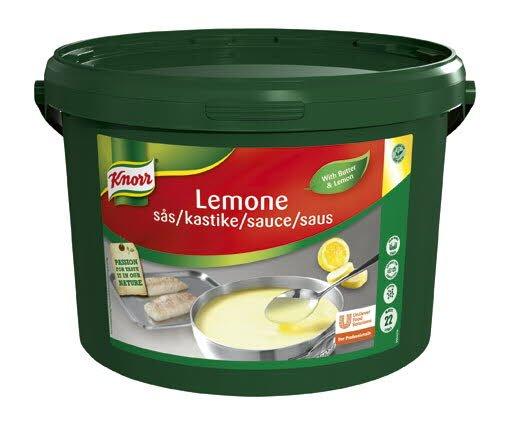 Knorr Lemonesås 1 x 3 kg