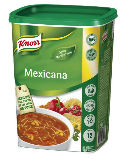 Knorr Mexicana 3 x 1,2 kg
