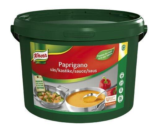 Knorr Papriganosås 1 x 3 kg