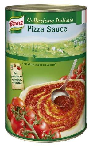 Knorr Pizzasås 3 x 4,2 kg
