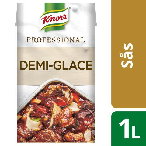 Knorr Professional Demi-Glace 8 x 1 L