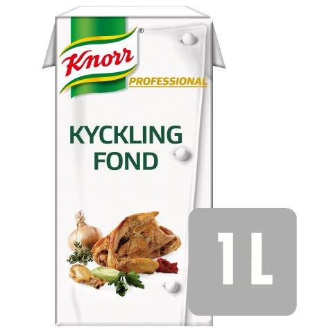 Knorr Professional Kycklingfond 8 x 1 L